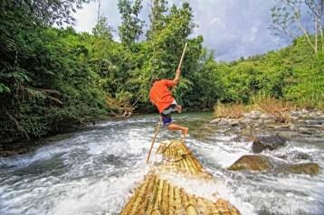 Bamboo Rafting at Loksado River (3).JPG